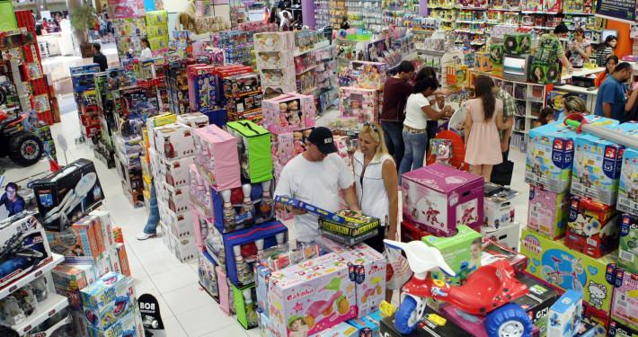 O comércio paranaense fechou o ano de 2013 com resultados bastante positivos, permanecendo com o melhor desempenho entre os estados do sul e sudeste do País. Foto: ANPr